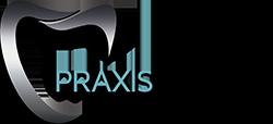Praxis Dental logo - Home