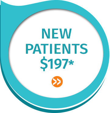 New Patient Special Offer for $177*