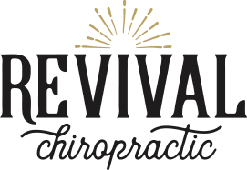 Revival Chiropractic logo - Home