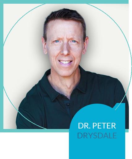 Meet Dr. Peter Drysdale