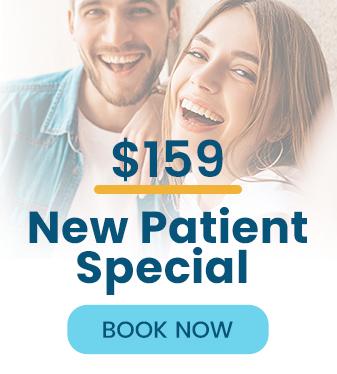$159 New Patient Special