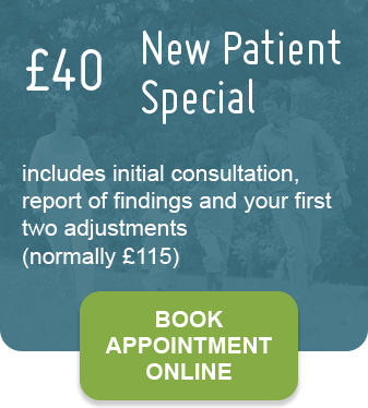 New Patients Special - Book Appointment Online