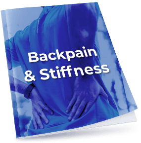 back pain and stiffness