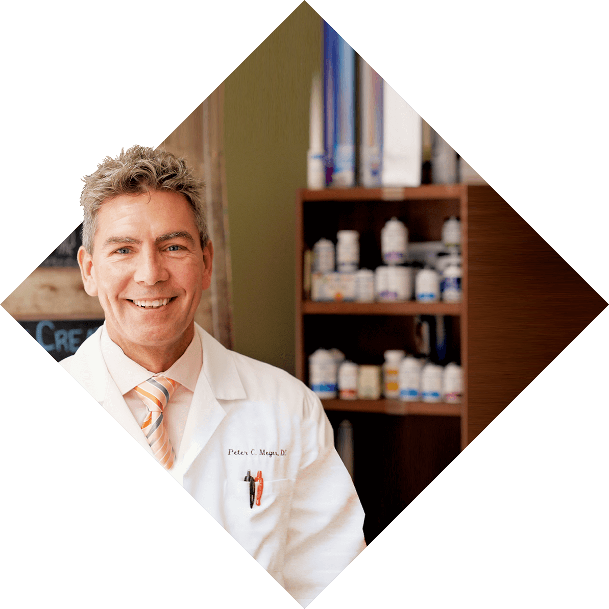 Get to know Dr. Pete