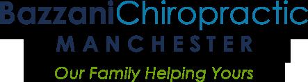 Bazzani Chiropractic Manchester logo - Home