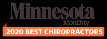 Best Chiropractors 2020 - Minnesota Monthly