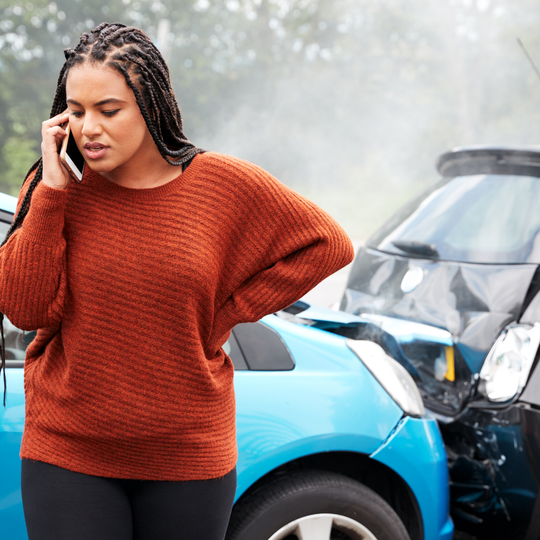 Been in a car accident? Call Dr. Gary Trupo at {PRACTICE PHONE} now!