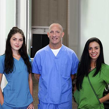 CHIRO & LASER Pain Relief Center of St. Augustine Team