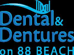 Dental & Dentures on 88 Beach logo - Home