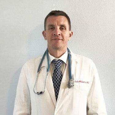 Medical Doctor at Thrive Integrated Medical, Dr. Luke Williams