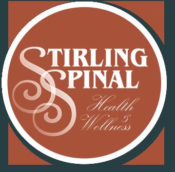 Stirling Spinal Health & Wellness logo - Home