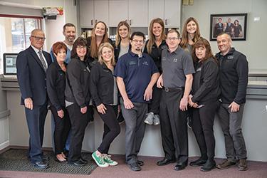 Rumph Chiropractic Clinic Team