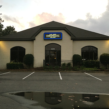 Cape Henry Chiropractic Wellness Office Building