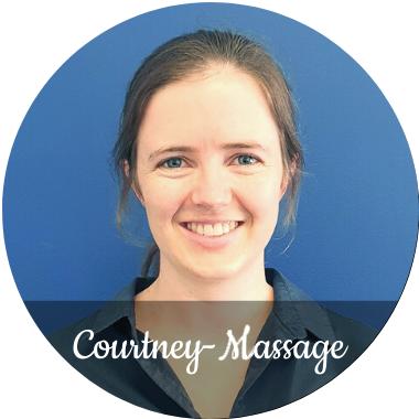 Courtney Turner Massage Therapist