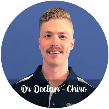 Dr Declan Clements, Chiropractor
