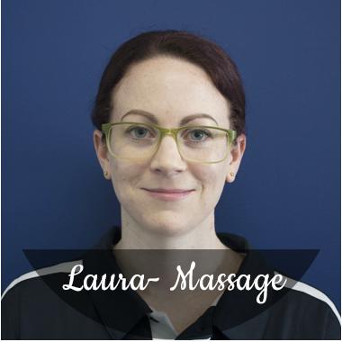 Laura White- Massage therapist- profile picture