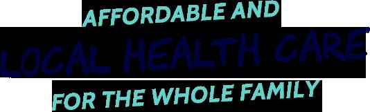 local health care