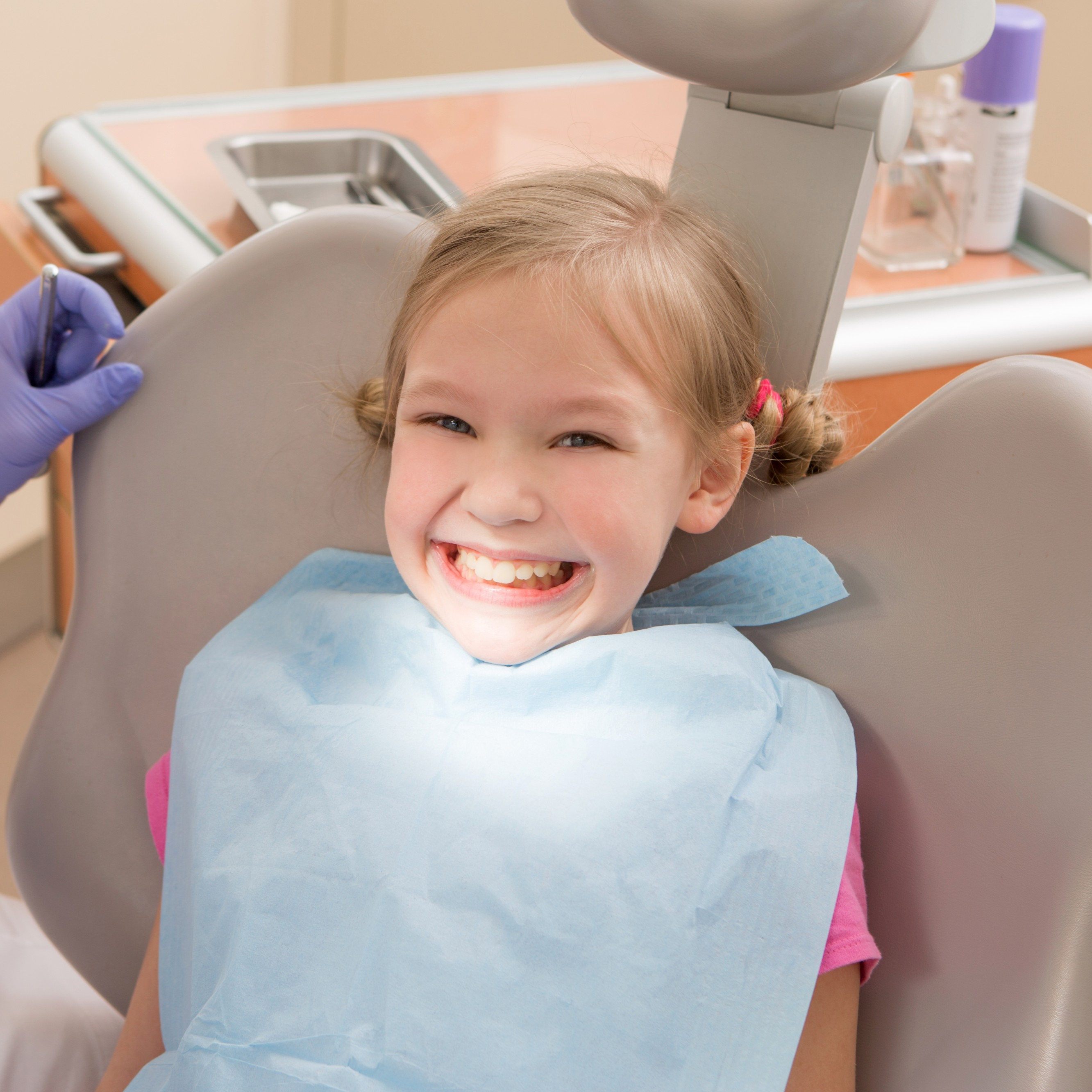 childresn's dental services