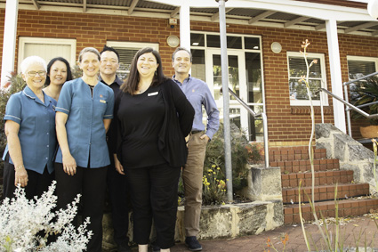 The team at May St Dental Centre