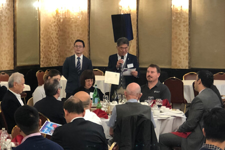 Speakers at the June 2019 Event
