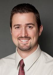 Portrait of chiropractor in Olympia Dr. Michael Eekhoff