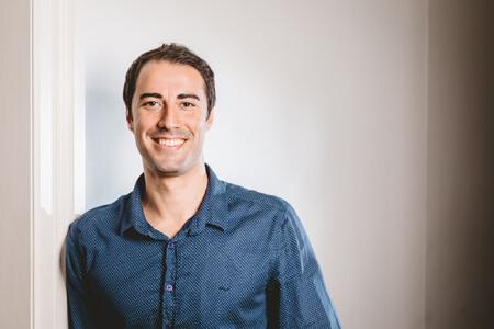 Hasan Konya, Front Desk Coordinator