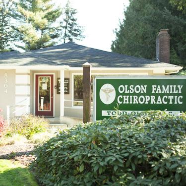 Olson Family Chiropractic Exterior