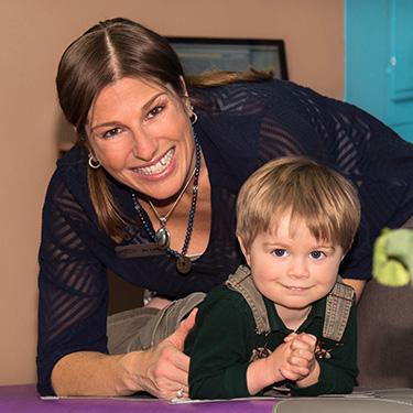 Dr April loves kids