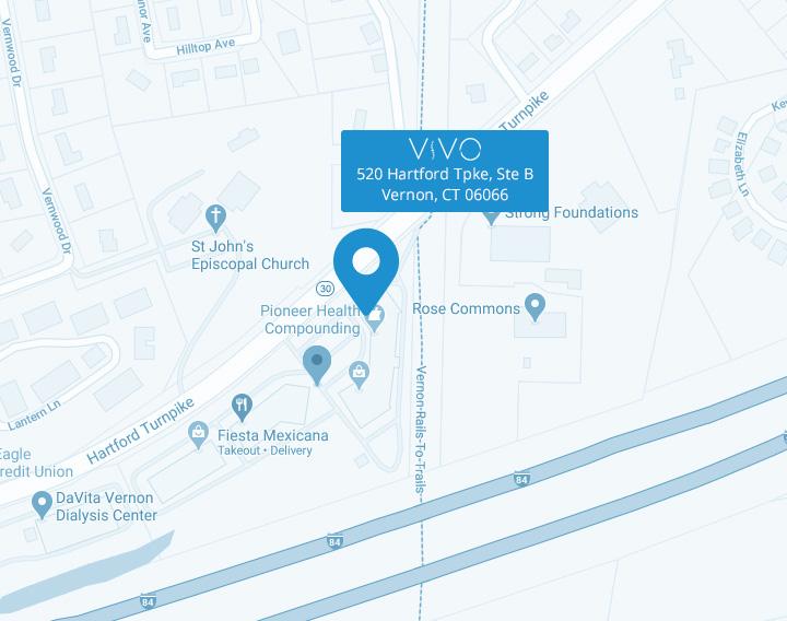 map vernon