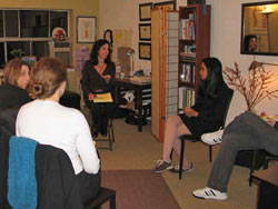 Chiropractic and Wellness orientation class