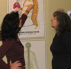 New York area chiropractic [L_CLIENT_P] appreciate we explain things first.