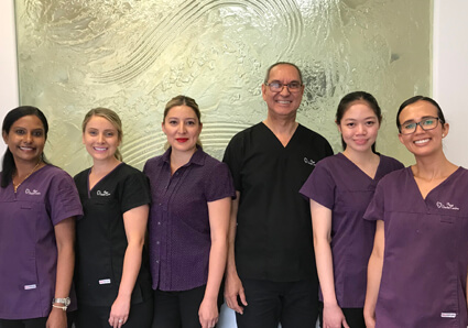 The team at Plaza Dental Centre