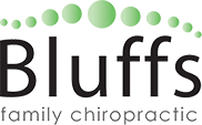 Bluffs Family Chiropractic logo - Home