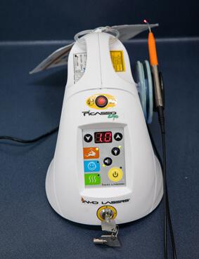Dental laser tool
