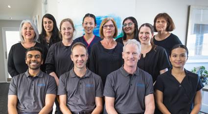 The team at Blockhouse Bay Dental