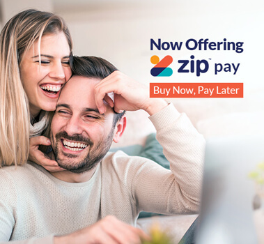 Now offering ZipPay Buy Now, Pay Later