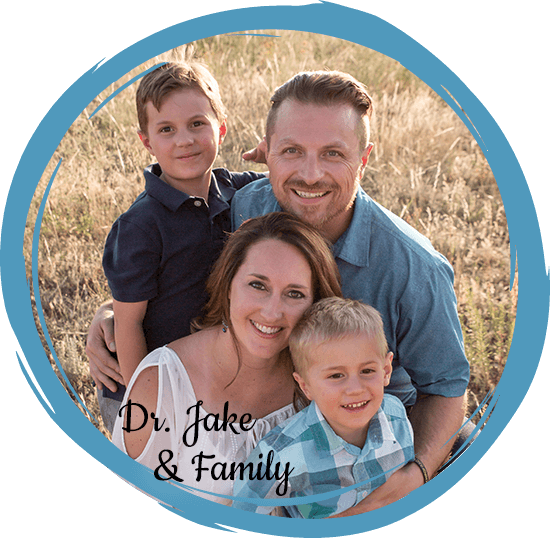 Get to know Dr. Jake