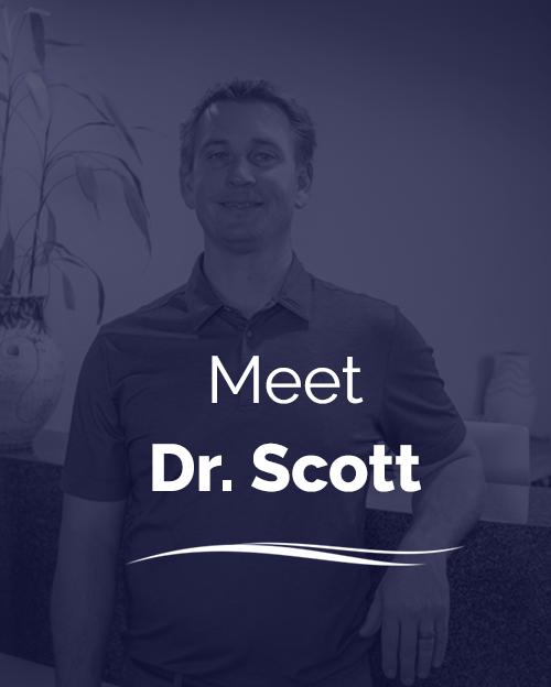 Meet Dr. Scott