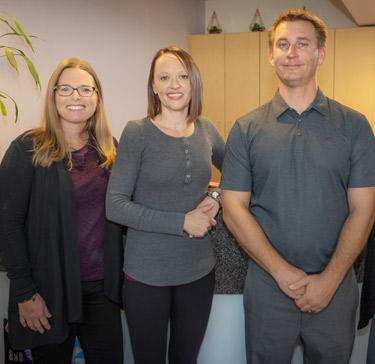 Velocity Wellness Center Team