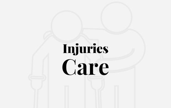 Injuries Care