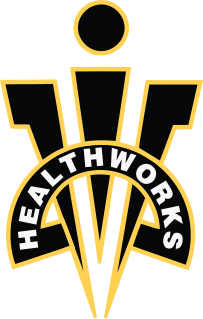 HealthWorks Chiropractic and Rehab logo - Home