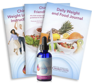 ChiroThin books-and-bottle
