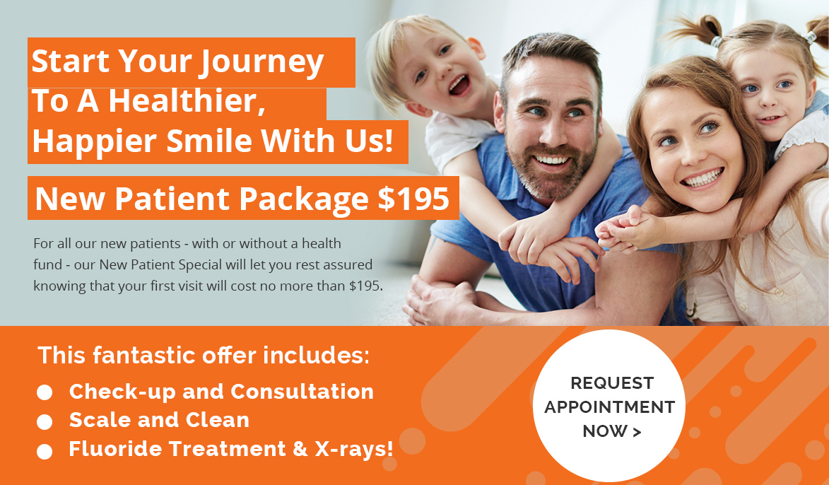 New Patients Just $195 - Click Here to Book Your Appointment Online