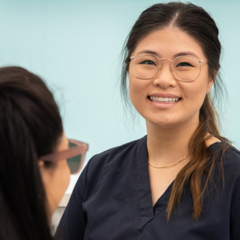 Consult Dr Jenny for Teeth whitening options