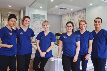 The team at Nova Smiles Dental