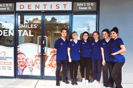 Nova Smiles Dental Team