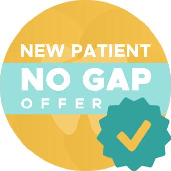Banner New Patient No GAP offer