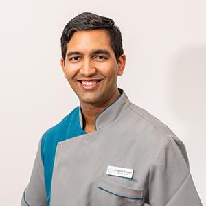 Dr Anish Malesu, Dentist