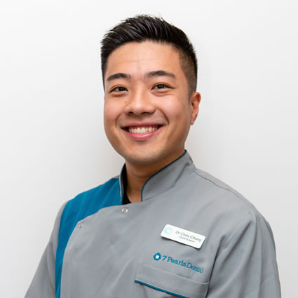 Dr Chris Chung, Dentist