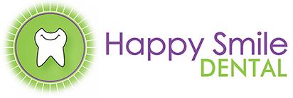 Happy Smile Dental logo - Home